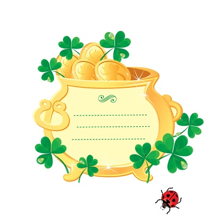 St  Patrick Stock Vector - 17850141