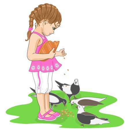 breeches: little girl