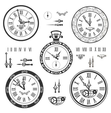 Ajustar reloj Foto de archivo - 61632731