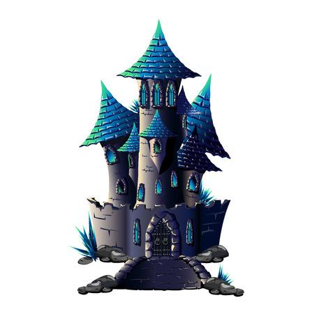 dark: dark castle