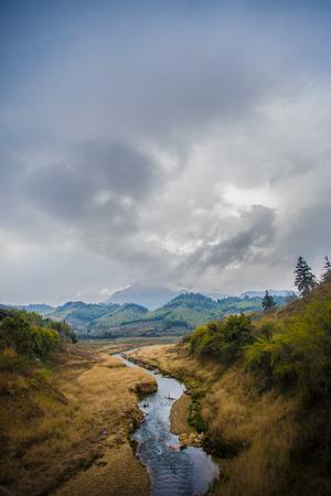 guangdong: Natural scenery at Guangdong, China Stock Photo
