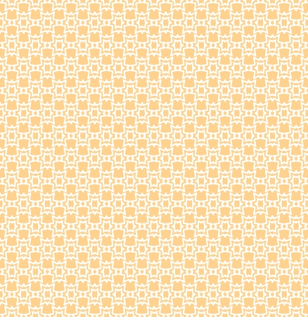 Beige and white abstract seamless pattern. Vector background Vector