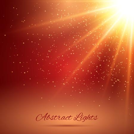 sunlight: Sunlight background. Vector illustration for your design Illustration