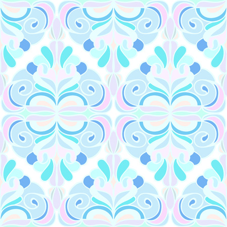 Abstract light seamless pattern. Vector illustration for backgrounds, textile, etc
