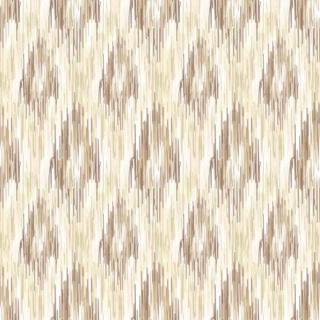 Abstract Modern Ethnic Seamless Fabric Pattern. Vector Illustration Vector
