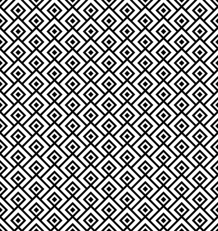 Islamic pattern seamless ornament. Vector repeating background. Geometric tiled texture Vettoriali