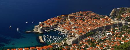 dubrovnik: Dubrovnik view