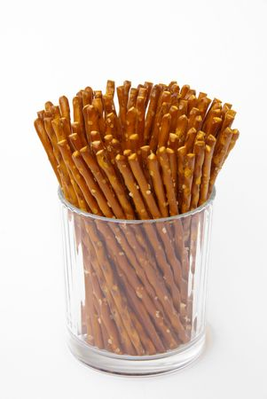 pretzel stick: pretzel stick