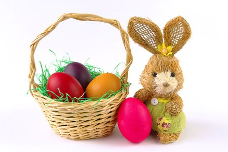 easter bunny Stock Photo - 2652223