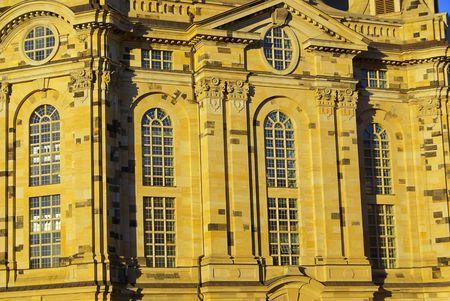 frauenkirche: Dresdner Frauenkirche 15 Lizenzfreie Bilder