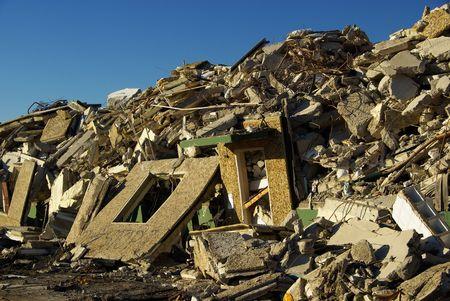 demolition Stock Photo - 3345566