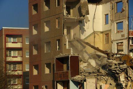 demolition Stock Photo - 3168879