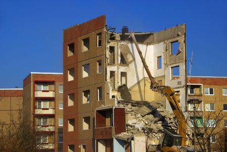 demolition Stock Photo - 3110423
