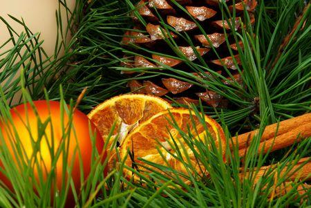 kugel: advent wreath