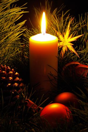 advent wreath photo