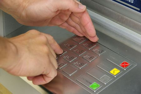 id theft: cash point 08