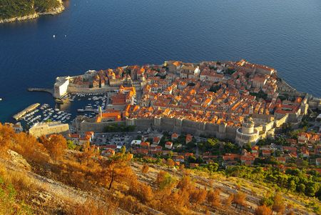 Dubrovnik view photo
