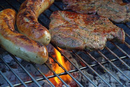 고기의: barbecue 55