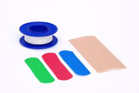 Adhesive plaster 01 photo
