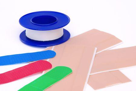 Adhesive plaster 06 photo