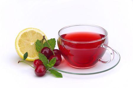 tea fruit 02 Stock Photo - 3304063