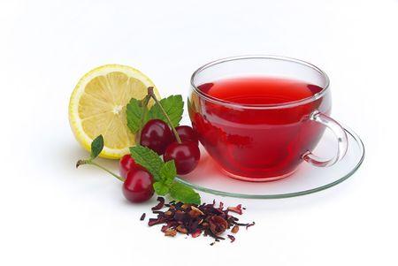 tea fruit  photo