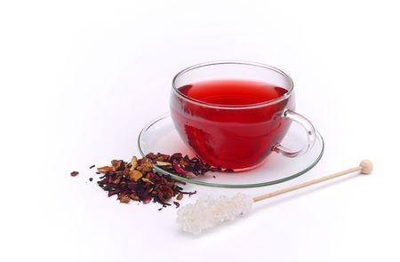 tea fruit  Stock Photo