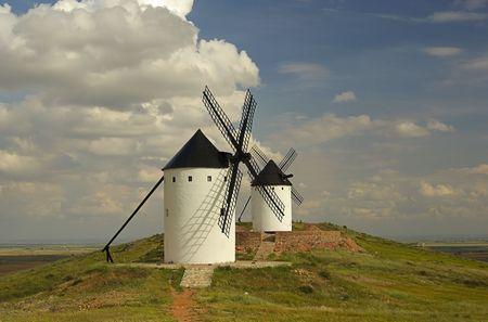 alcazar: Alcazar windmill