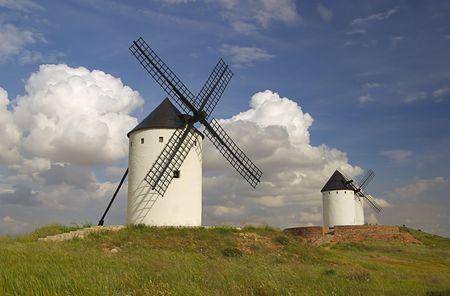 alcazar: - Alcazar windmill