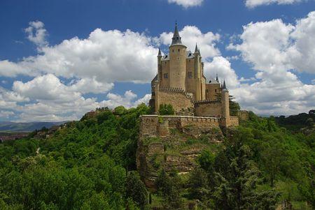 catholocism: Segovia Alcazar 01