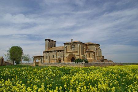 Grijalba church  photo