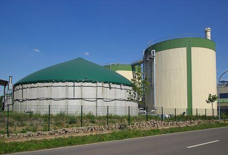 anaerobic: biogas plant 15