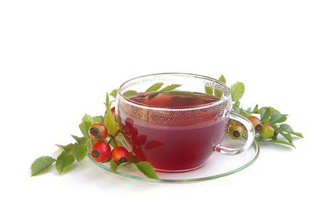 rose hip tea 01 photo