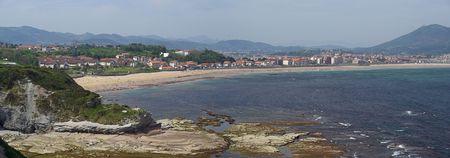 coast line: Hendaye