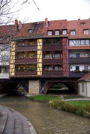erfurt: Erfurt Kraemerbruecke 05