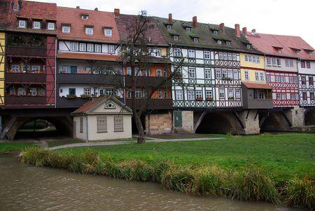 erfurt: Erfurt Kraemerbruecke 06