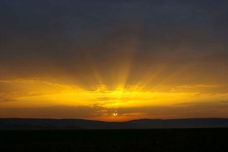sunset 58 photo