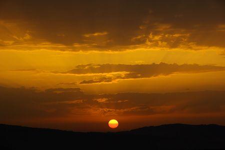 sunset 60 photo