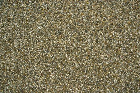 aggregate: exposed aggregate concrete