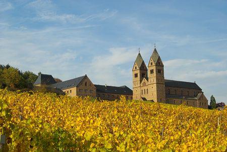 rudesheim: Eibingen Abbey
