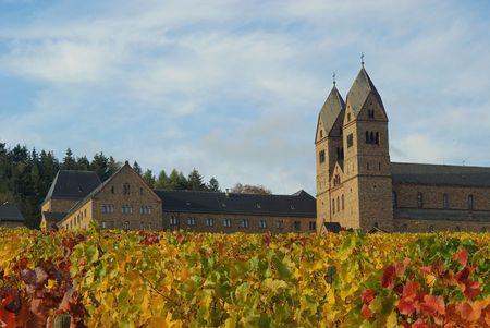 Ruedesheim Eibingen Abbey