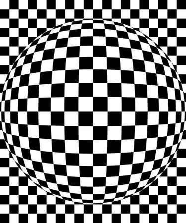 mate: checkerboard pattern