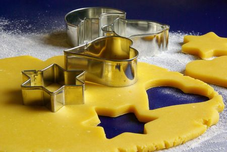 baking cookies Stock Photo - 3902784