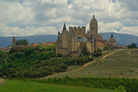 segovia: Segovia Alcazar 12