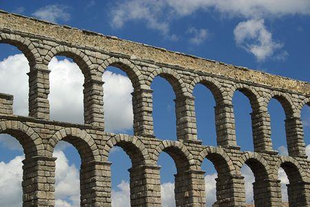 segovia: Segovia Aqueduct