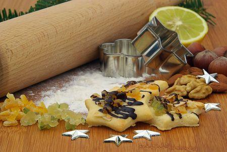 cookie baking Stock Photo - 4092119