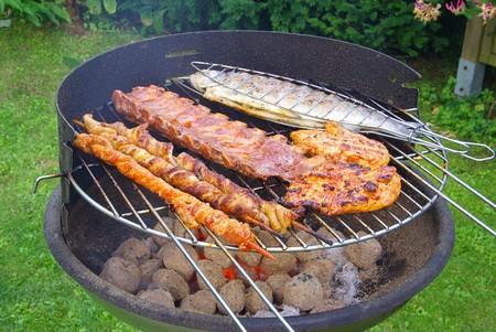 barbecue Stock Photo - 4290387