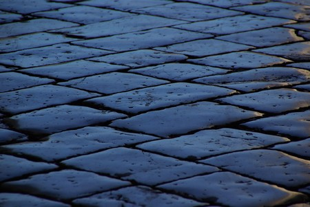 piso piedra: 02 de m�rmol Foto de archivo