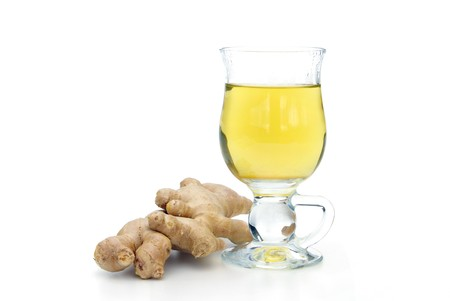tea ginger Stock Photo - 4448463