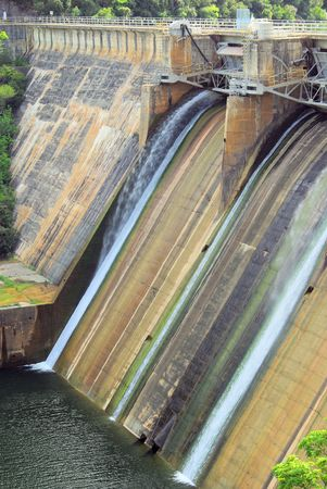 hydroelectric station: hydropower